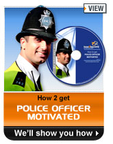 Police Officer Motivated